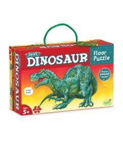 Peaceable Kingdom Shiny Dinosaur Floor Puzzle