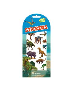 Peaceable Kingdom Dinosaurs Stickers