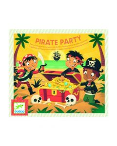 Djeco Pirate Party Games