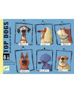 Djeco Playing Cards - Top Dogs