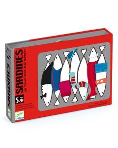 Djeco Card Games - Sardines