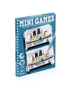 Djeco Mini Games Spot the Difference Remi