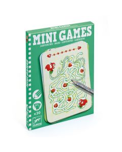 Djeco Mini Games Mazes Ariane