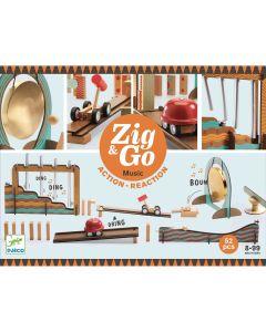 Djeco Zig & Go - Music 52 pieces