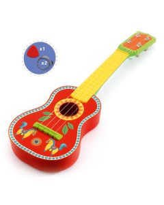 Djeco Toy Guitar