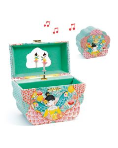 Djeco Musical Boxes - Flowery Melody