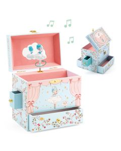 Djeco Music Box  -  Ballerina on Stage