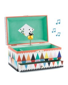 Djeco Musical Boxes - The Panda's Song