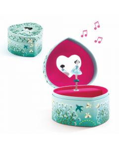 Djeco Musical Boxes  -  Budding Dancer
