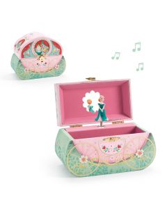 Djeco Musical Boxes  -  Carriage Ride