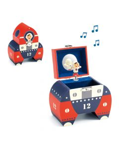 Djeco Musical Boxes - Polo 12