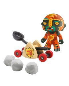 Djeco Arty Toys  -  Baldy and Big Paf