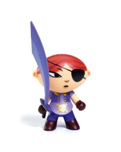 Djeco Arty Toys - Pirate Mary Scarlett