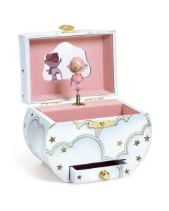 Djeco Elfe' Song Musical Jewellery Box DJ06975