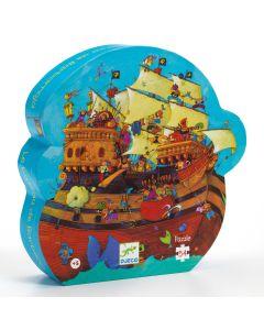 Djeco Puzzle Barbarossa Boat