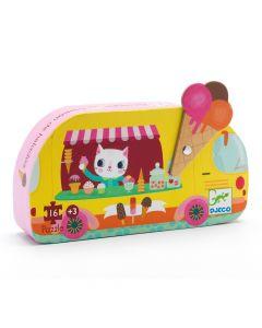 Djeco Puzzle - Ice Cream Truck