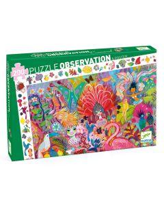 Djeco Observation Puzzle - Rio Carnival