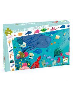 Aquatic - Djeco Observation Puzzle