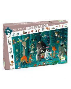 Djeco Observation Puzzle The Orchestra