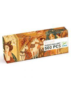Djeco 500 piece Puzzle - Unicorn Garden