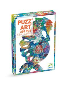 Sea Horse - Djeco Art Puzzle