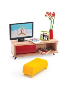 Djeco Petit Home - The TV Room