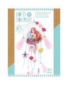 Djeco Do It Yourself - Dreamcatcher Gentle Mermaid