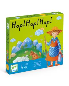 Djeco Cooperation Game - Hop! Hop! Hop!