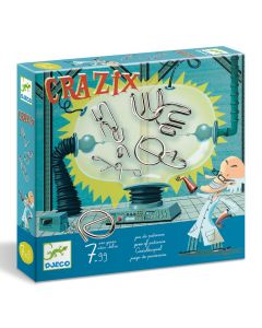 Djeco Crazix - A Game of Patience