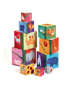 Djeco Nature and Animal Blocks