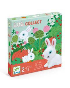 Djeco Cooperation Game - Little Rabbit Collect