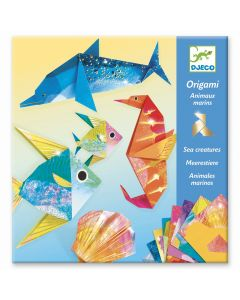 Djeco Origami - Sea Creatures
