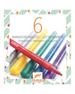 Djeco Glitter Markers