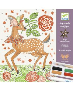 Djeco Magic Watercolours - Dandy of the Woods