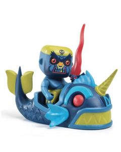 Djeco Arty Toys - Terrible & Monster