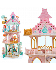 Djeco Arty Toys - Ze Princesses Tower