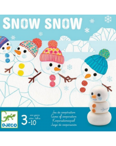 Djeco Cooperation Game - Snow Snow
