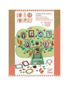 Djeco Do It Yourself Family Tree To Create DJ07914
