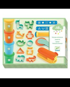 Djeco Dough Starter Kit
