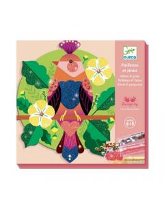 Djeco Glitter Boards - Tropico
