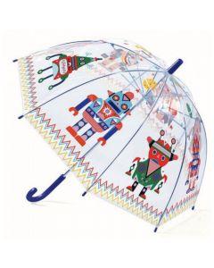 Djeco Little Big Room - Robot Umbrella