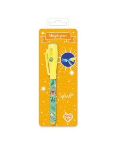 Djeco Lovely Paper - Camille Magic PenDD03767. Invisible ink pen to write secret messages.