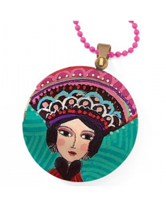 Djeco Lovely Paper - Lovely Surprise Tsarina Locket Necklace