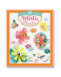 Djeco Magic Plastic - Ring Collection DJ09499