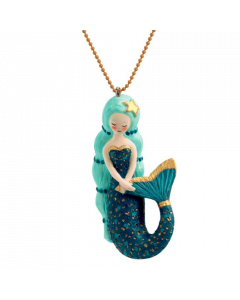 Djeco Mermaid Charm Necklace