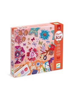 Djeco Multi Activity Kits - The Flower Garden