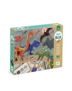 Djeco Multi Activity Kits - The World of Dinosaurs