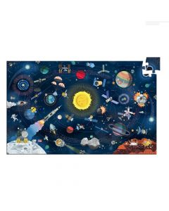 Djeco Observation Puzzle The Space