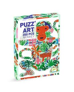 Djeco Puzzle Art - Monkey