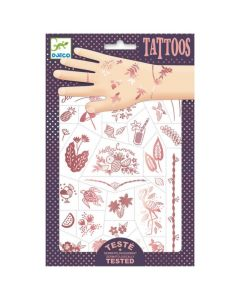 Djeco Tattoos Hello Summer temporary tattoos DJ09597